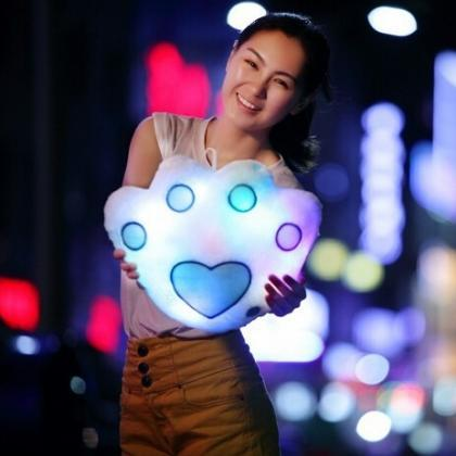 New 2015 LED Light Pillow Colorful ..