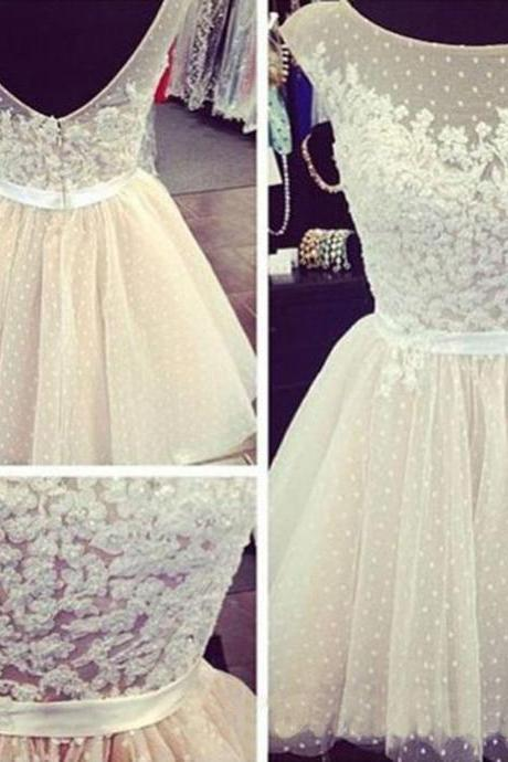 2016 homecoming dress, short homecoming dress, lace homecoming dress, junior homecoming dress, dresses for girls