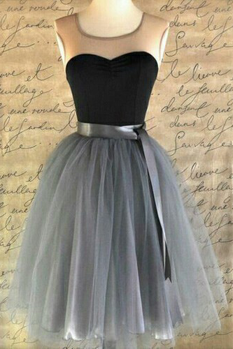 2016 Charming Homecoming Dress,A-Line Homecoming Dress,Organza Homecoming Dress,Short Prom Dress