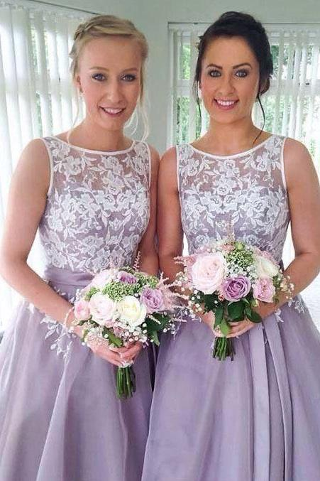 2016 Short bridesmaid dresses, popular bridesmaid dress, lace bridesmaid dress, cheap bridesmaid dresses, pretty bridesmaid dress, wedding party dress